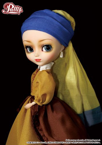 Image 3 for Pullip (Line) - Pullip - Girl with a Pearl Earring - 1/6 - Pullip The Masterpiece Series (Groove)