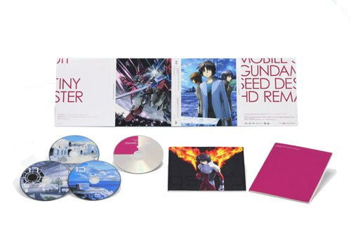Image 3 for Mobile Suit Gundam Seed Destiny Hd Remaster Blu-ray Box Vol.4 [Blu-ray+CD Limited Edition]