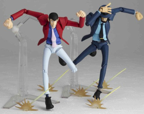 Image 10 for Lupin III - Lupin the 3rd - Revoltech - Legacy of Revoltech - No. 097 (Kaiyodo)