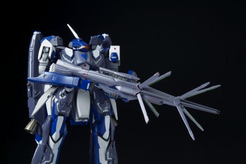 Image 9 for Macross Frontier - VF-25G Super Messiah Valkyrie (Michael Blanc Custom) - DX Chogokin - 1/60 (Bandai)