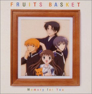 Image 1 for Fruits Basket Original Soundtrack Memory for You