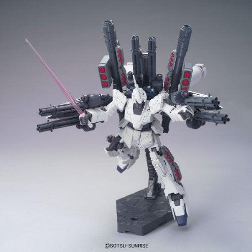 Image 4 for Kidou Senshi Gundam UC - RX-0 Full Armor Unicorn Gundam - HGUC 156 - 1/144 - Unicorn Mode (Bandai)