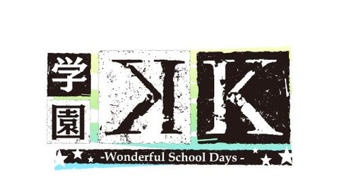 Gakuen K Wonderful School Days [Limited Edition]