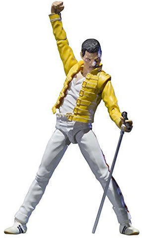 Image for Queen - Freddie Mercury - S.H.Figuarts - Live at Wembley Stadium (Bandai)