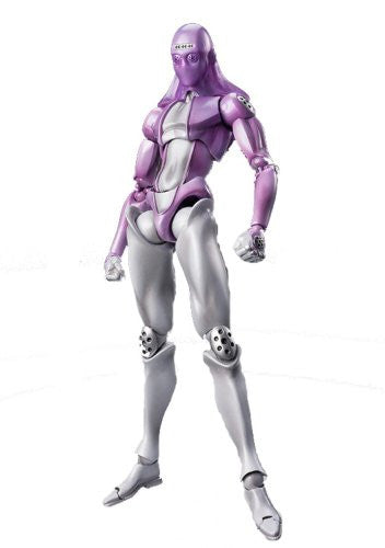 Image 1 for Jojo no Kimyou na Bouken - Vento Aureo - Moody Blues - Super Action Statue #57 (Medicos Entertainment)