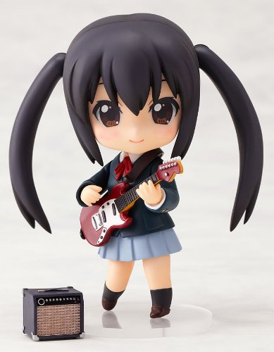 Image 2 for K-ON! - Nakano Azusa - Nendoroid - 104 (Good Smile Company)