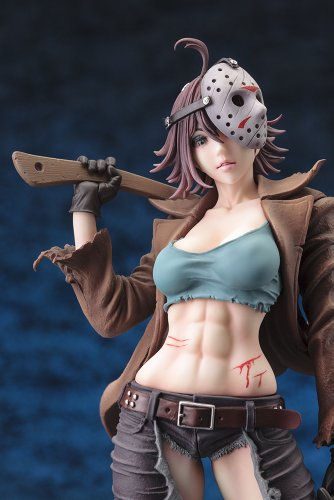 Image 8 for Friday the 13th - Jason Voorhees - Bishoujo Statue - Movie x Bishoujo - 1/7 (Kotobukiya)