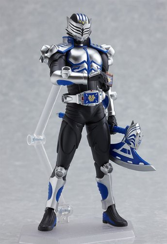 Image 3 for Kamen Rider Dragon Knight - Kamen Rider Axe - Figma #SP-028 (Max Factory)