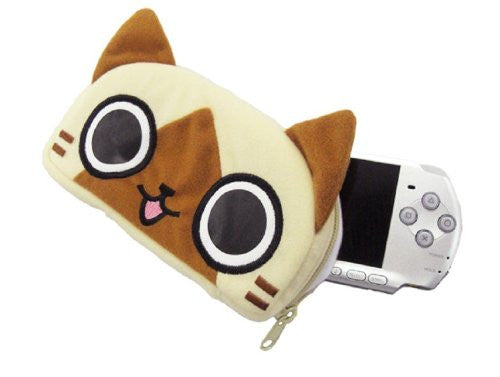 Image 2 for Monster Hunter Character Pouch (Airou)
