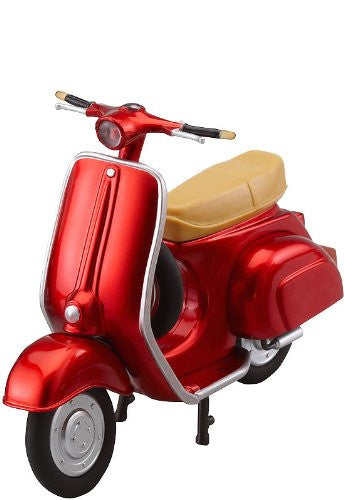 Image 1 for ex:ride: ride.001 - Vintage Bike (Metallic Red)