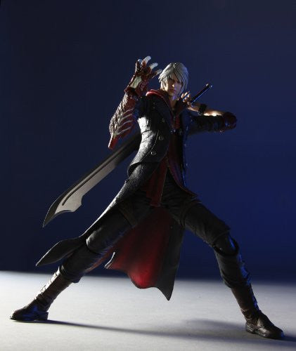 Image 4 for Devil May Cry 4 - Nero - Play Arts Kai (Square Enix)