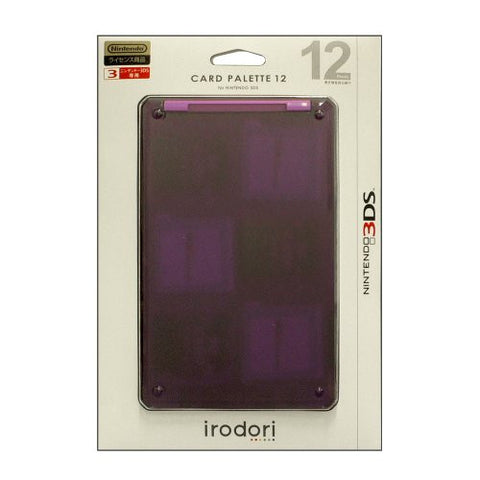 Image for Card Palette 12 3DS (purple)
