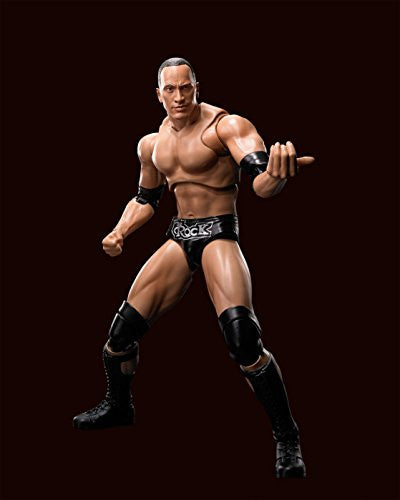 Image 8 for WWE - The Rock - S.H.Figuarts (Bandai)