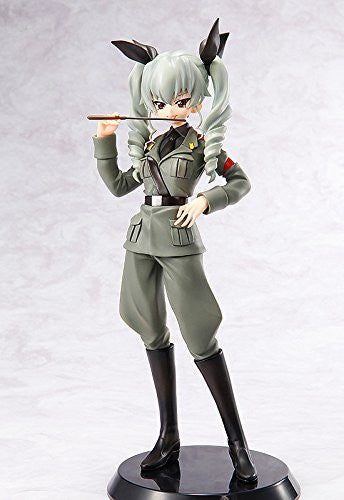 Image 6 for Girls und Panzer - Anchovy - Commander Girls Collection - 1/8 (Penguin Parade)