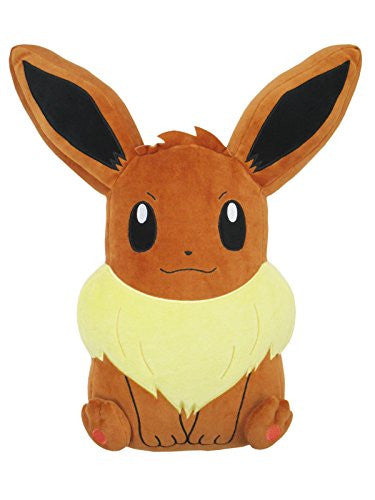 Image 1 for Pocket Monsters - Pokemon - All Star Collection - PZ18 Mochifuwa Pillow - Eevee