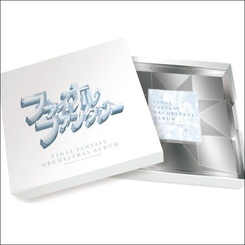 Image 4 for Final Fantasy Orchestra Album [Limited Edition]