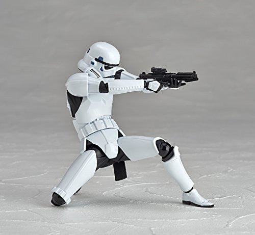 Image 5 for Star Wars - Stormtrooper - Revoltech - Star Wars: Revo No.002 (Kaiyodo)