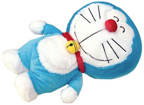 Doraemon - Kuttari Cushion (Bandai)