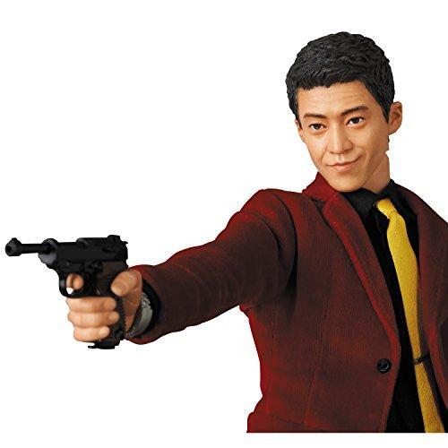 Image 4 for Lupin III (film) - Lupin the 3rd - Real Action Heroes #687 - 1/6 (Medicom Toy)