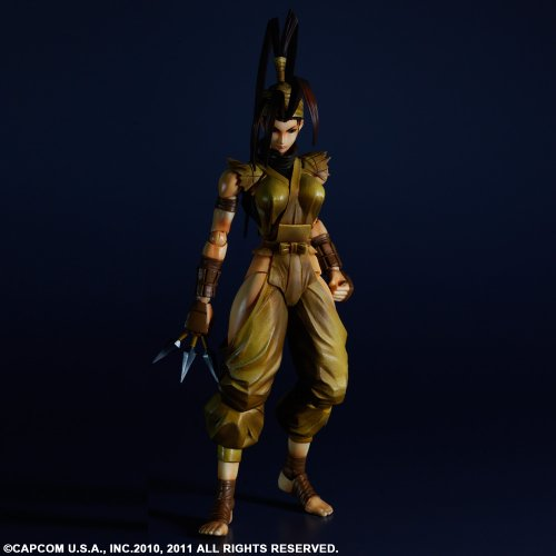 Image 3 for Super Street Fighter IV - Ibuki - Play Arts Kai (Square Enix)
