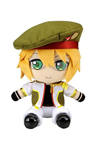 Image for Uta no☆Prince-sama♪ - Maji Love 2000% - Shinomiya Natsuki - Uta no Prince-sama Maji Love 2000% Plush Series (Gift)