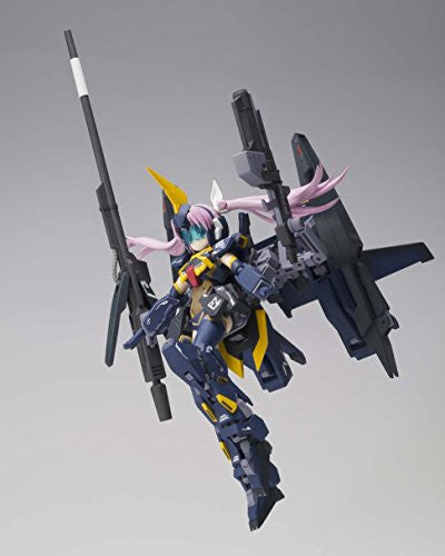 Image 5 for Kidou Senshi Z Gundam - RX-178 Gundam Mk-II - RMS-154 Barzam - A.G.P. - MS Girl - Titans Specification (Bandai)