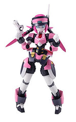 Robot Neoanthropinae Polynian - Pinkle Grindy - Polynian - Polynian Motoroid Pinkle