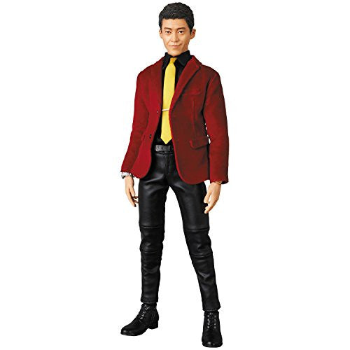 Image 8 for Lupin III (film) - Lupin the 3rd - Real Action Heroes #687 - 1/6 (Medicom Toy)