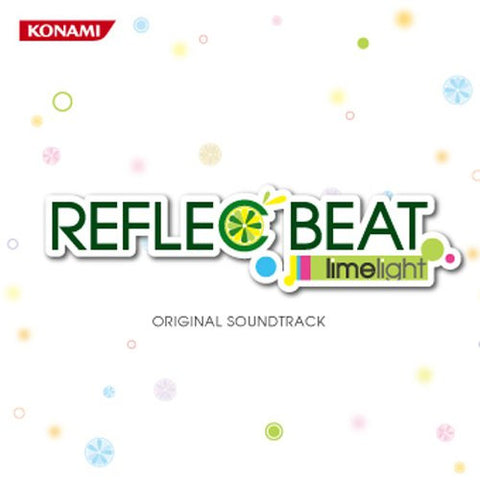 Image for REFLEC BEAT limelight ORIGINAL SOUNDTRACK