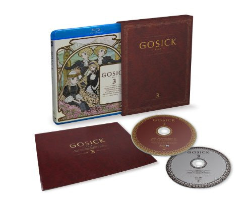 Image 2 for Gosick Vol.3 [Blu-ray+CD]