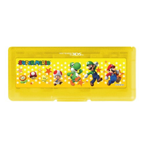 Image 2 for Super Mario Card Case 6 (Yellow)