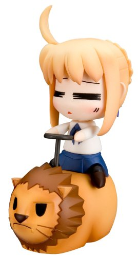 Fate/Stay Night - Hetare Saber - Nendoroid #003