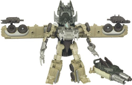 Image 1 for Transformers Darkside Moon - Megatron - Cyberverse - CV13 - Megatron & Blastwave Weapons Base (Takara Tomy)