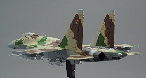 Image 3 for GiMIX Aircraft Series - AC603 - Russian Air Force Su-27M - 1/144 - Flanker E1 (Tomytec)
