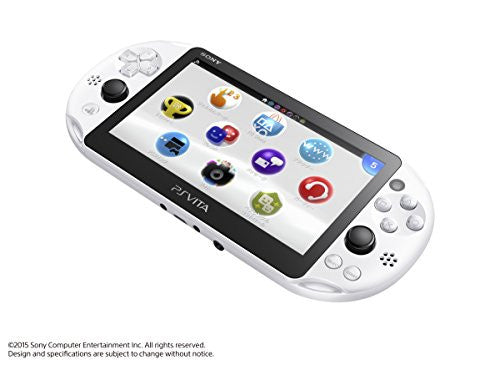 PSVita PlayStation Vita - Wi-Fi Model (Glacier White) (PCH-2000ZA22)