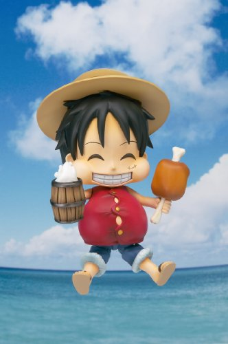 Image 6 for One Piece - Monkey D. Luffy - Chibi-Arts (Bandai)