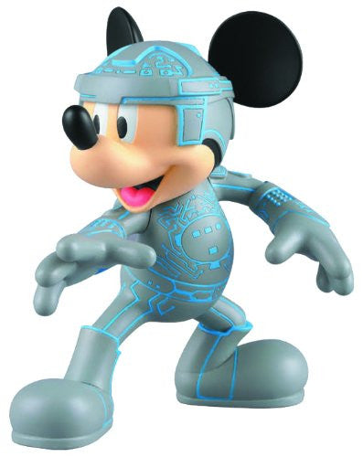 Image 1 for Mickey Mouse - Tron - Ultra Detail Figure - 151 - Tron ver. (Medicom Toy)