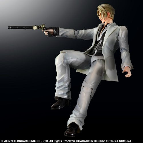 Image 5 for Final Fantasy VII: Advent Children - Rufus Shinra - Play Arts Kai (Kotobukiya, Square Enix)