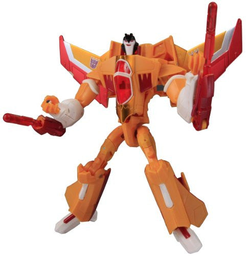 Image 1 for Transformers Animated - Sunstorm - TA35 (Takara Tomy)