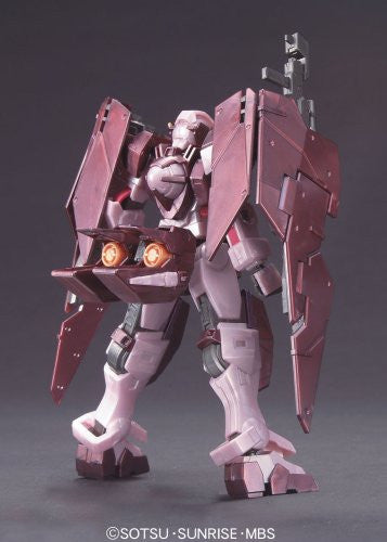 Image 2 for Kidou Senshi Gundam 00 - GN-002 Gundam Dynames - HG00 #32 - 1/144 - Trans-Am Mode, Gloss Injection Ver. (Bandai)
