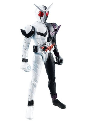 Image for Kamen Rider W - Kamen Rider Double Fang Joker - W Form Change WFC04 (Bandai)