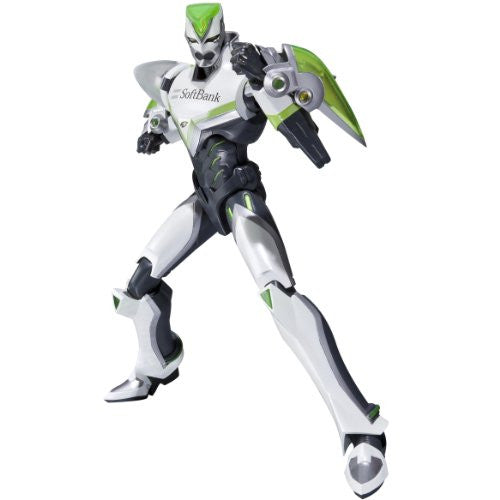 Image 6 for Tiger & Bunny - Wild Tiger - S.H.Figuarts (Bandai)
