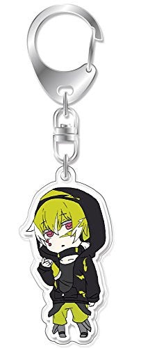 Image 1 for Mekaku City Actors - Konoha - Keyholder - Mekaku City Actors Acrylic Keyholder (empty)