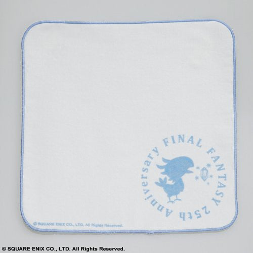 Image 2 for Final Fantasy - Chocobo - Towel - Mini Towel - 25th Anniversary (Square Enix)