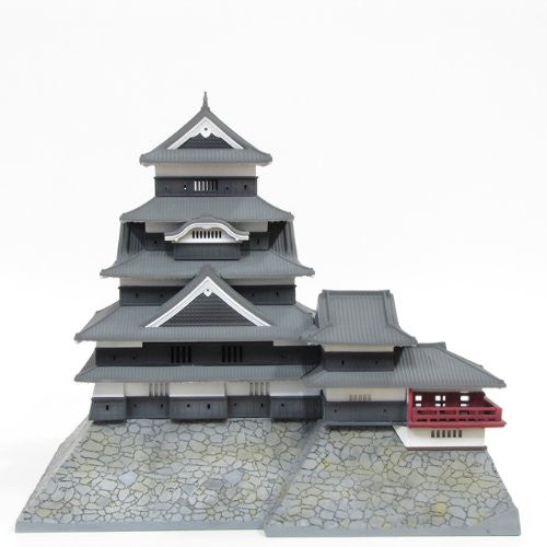 Image 2 for PP022 - National Treasure Matsumoto-jo Castle - 1/200 - 2013 Ver. (PLUM)