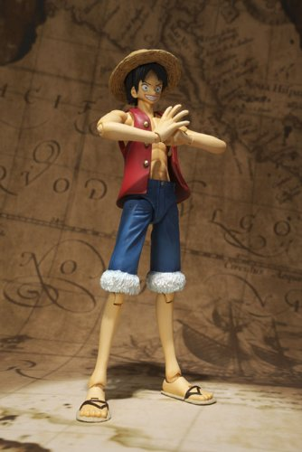 Image 6 for One Piece - Monkey D. Luffy - S.H.Figuarts (Bandai)