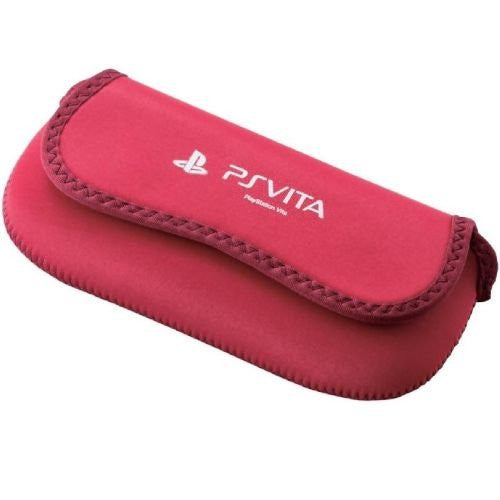Image 1 for PS Vita Neoprene Soft Case (Red)