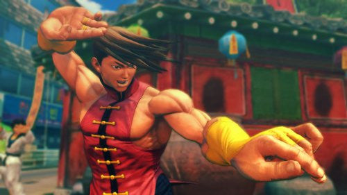Super Street Fighter IV: Arcade Edition