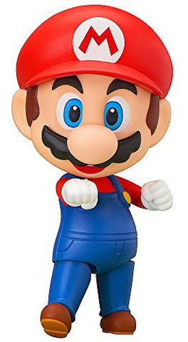 Image for Super Mario Brothers - Mario - Boo - Super Kinoko - Met - Nendoroid #473 (Good Smile Company)