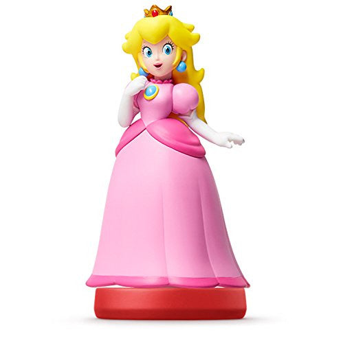 Image 1 for amiibo Super Mario Series Figure (Peach)